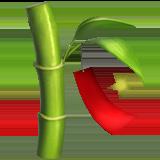 Смайл Дерево с бумажными лентами ВКонтакте