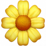 Смайл Цветок ВКонтакте