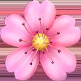 Смайл Цветок вишни ВКонтакте