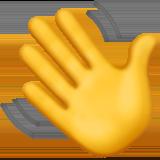 Смайл Машу рукой ВКонтакте