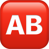 Смайл Группа крови AB ВКонтакте