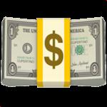 Смайл Банкнота доллар ВКонтакте
