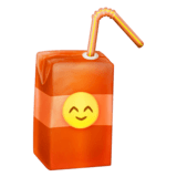 Смайл Коробка для напитков ВКонтакте