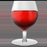 Смайл Бокал вина ВКонтакте