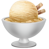 Смайл Мороженое ВКонтакте