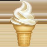 Смайл Мороженое в стаканчике ВКонтакте
