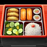 Смайл Коробка с суши и рисом ВКонтакте