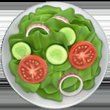 Смайл Овощной салат ВКонтакте