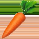 Смайл Морковь ВКонтакте