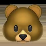 Смайл Морда медведя ВКонтакте