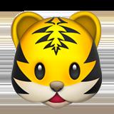 Смайл Морда тигра ВКонтакте