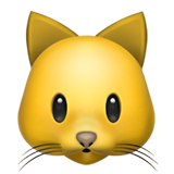 Смайл Морда кошки ВКонтакте