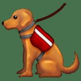 Смайл Служебная собака ВКонтакте