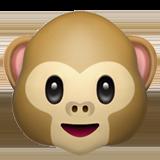 Смайл Морда обезьяны ВКонтакте