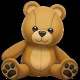 Смайл Плюшевый медведь ВКонтакте