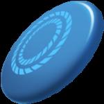 Смайл Летающий диск ВКонтакте
