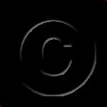 Смайл Знак авторского права (copyright) ВКонтакте