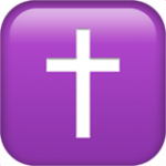 Смайл Латинский крест ВКонтакте
