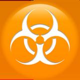 Смайл Биологическая опасность ВКонтакте