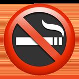Смайл Курение запрещено ВКонтакте