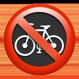 Смайл Перечеркнутый велосипед ВКонтакте
