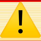 Смайл Значок предупреждения ВКонтакте