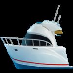 Смайл Моторная лодка ВКонтакте